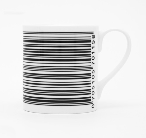Beep Mug by Colin O'Dowd