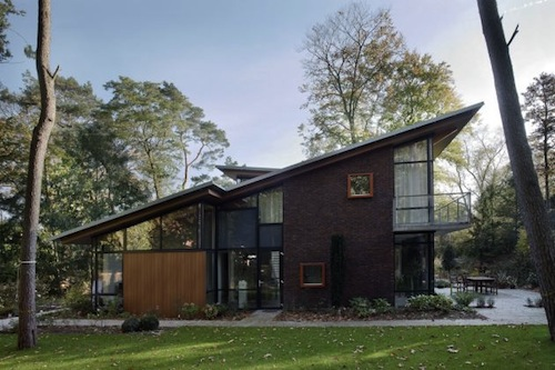 Bilthoven Villas by Cita Architects