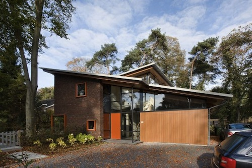 Bilthoven Villas by Cita Architects in main architecture  Category
