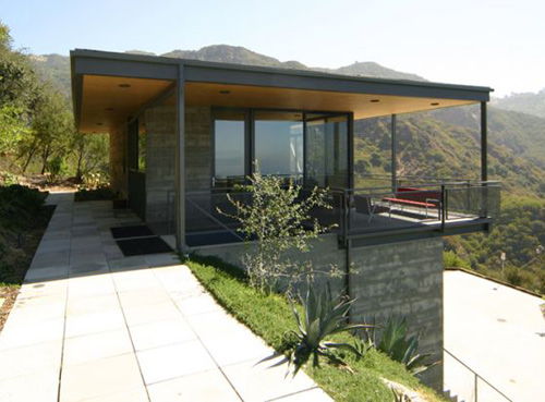 Blair Residence in California by Bruce Bolander Architect