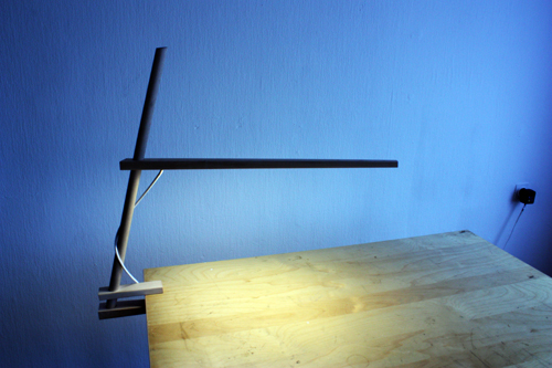 Clamp Lamp by Dana Cannam in main home furnishings  Category