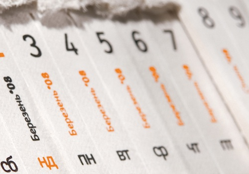 Energy Calendar by Yurko Gutsulyak in main home furnishings art  Category
