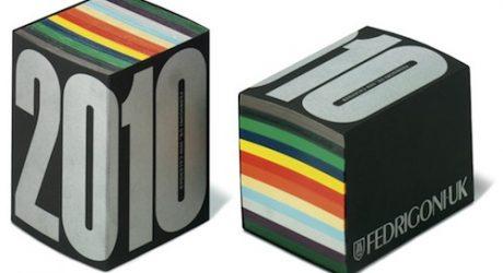 Fedrigoni 2010 Calendar by Studio8
