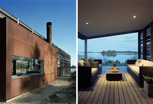 H House in Sweden by WRB Architects in main architecture  Category