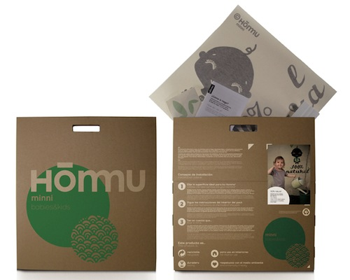 HOMMU Packaging in home furnishings art  Category