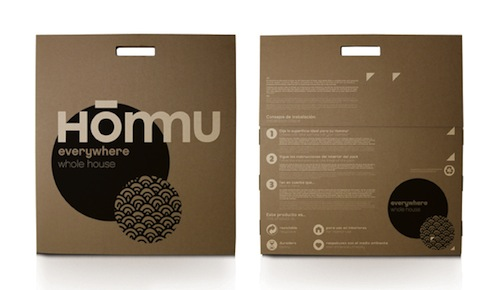 HOMMU Packaging in main home furnishings art  Category
