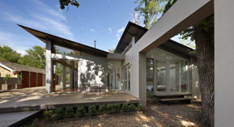 Kyneton House in Australia by Marcus O'Reilly Architects