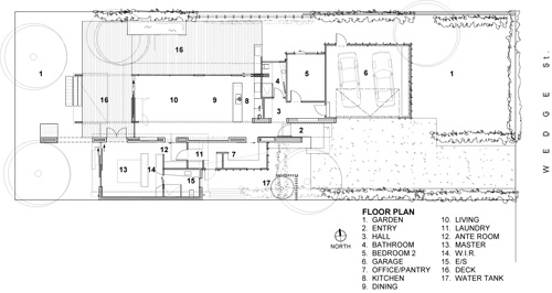 KYNETON Design Floor Plan