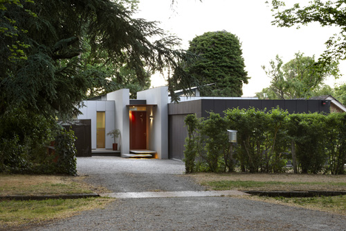 Kyneton House in Australia by Marcus OReilly Architects in main architecture  Category