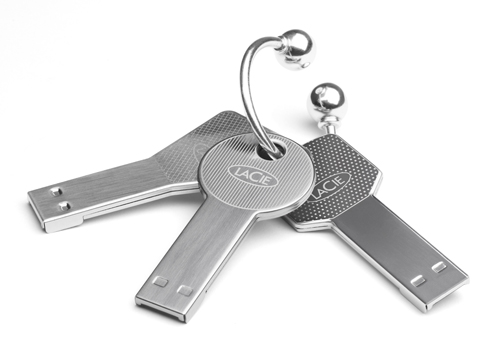 LaCie Flash Drive Keys in technology  Category