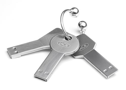 LaCie Flash Drive Keys