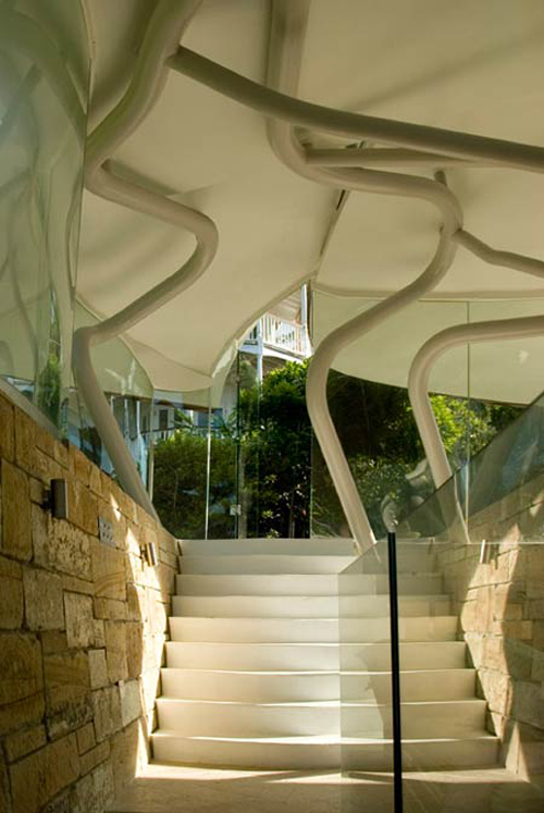 Leaf House In Australia By Undercurrent Architects
