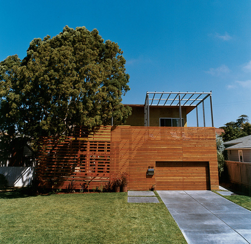 The Lee Residence in California by Public Architecture