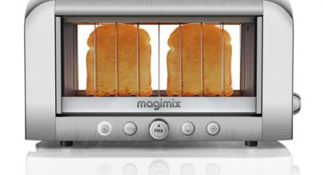See-Through Vision Toaster from Magimix