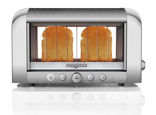 See Through Vision Toaster from Magimix in technology home furnishings  Category