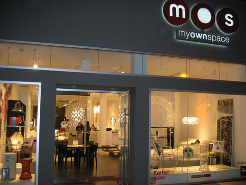 A Day in the Life of MOS My Own Space in main home furnishings  Category