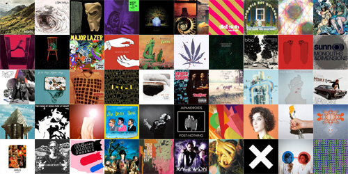 Music & Art: Pitchfork's Best Albums of 2009 in main art  Category