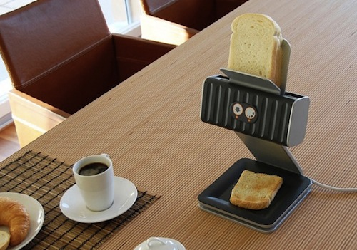 Printing Your Toast by Othmar Muhlebach