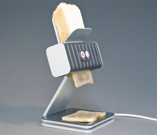 Printing Your Toast by Othmar Muhlebach in technology main  Category