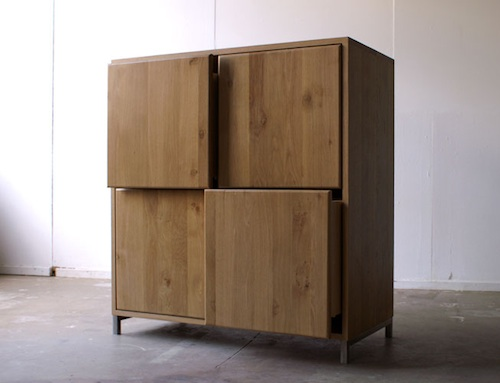 Rebellious Cabinet by Oooms Studio