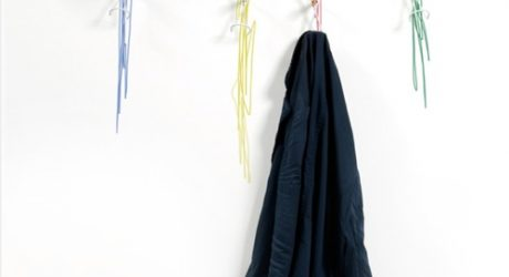 Slastic Coat Rack by Ana Mir and Emili Padros