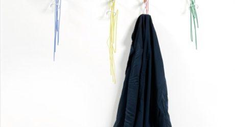 Slastic Coat Rack by Ana Mir and Emili Padros