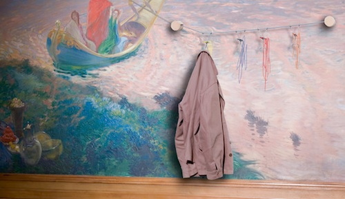 Slastic Coat Rack by Ana Mir and Emili Padros in home furnishings  Category