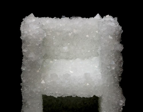 Venus Natural Crystal Chair by Tokujin Yoshioka in main home furnishings art  Category