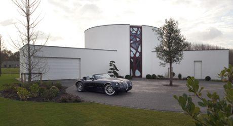 Villa Dali in The Netherlands by 123DV Architecture