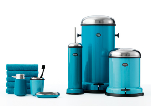 Vipp Goes Turquoise