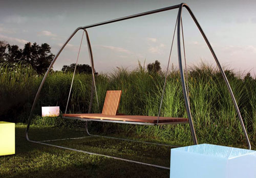 Swings Grow Up in main interior design  Category