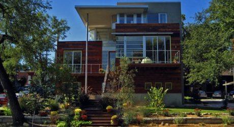 Vivienda Moderna in Missouri by Framework Design