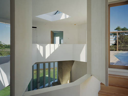 Writing with Light House in New York by Steven Holl Architects in main architecture  Category