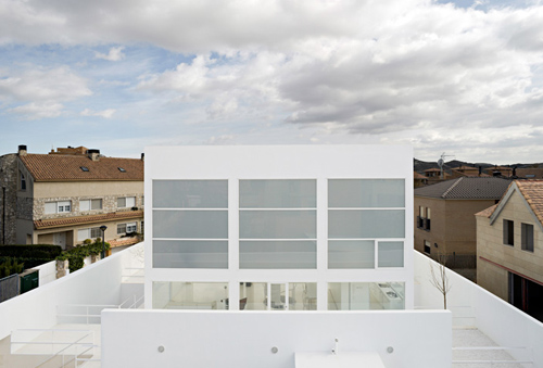 Moliner House in Spain by Alberto Campo Baeza Architects in main architecture  Category