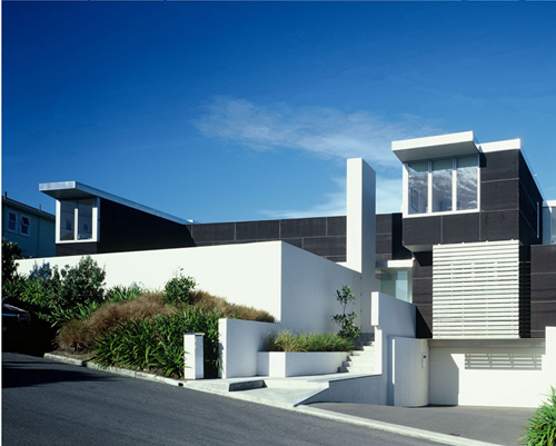 Northland House in New Zealand by Parsonson Architects