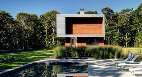 Pryor in New York by Bates Masi Architects