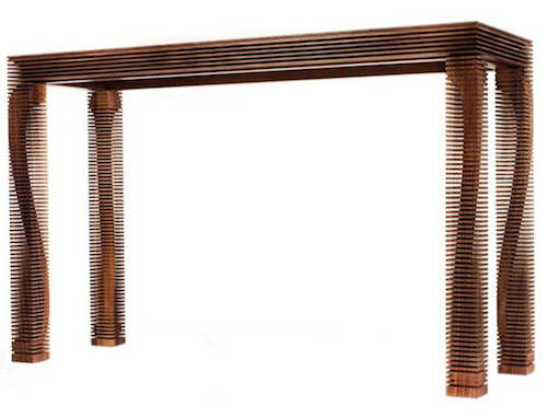 Anne Console Table by Gareth Neal