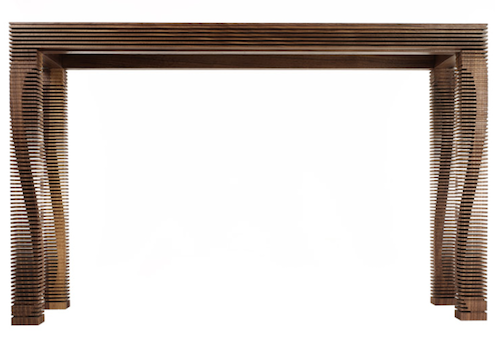 Anne Console Table by Gareth Neal - Design Milk