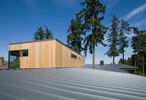 Bainbridge Island Home in Washington by BUILD LLC in architecture  Category