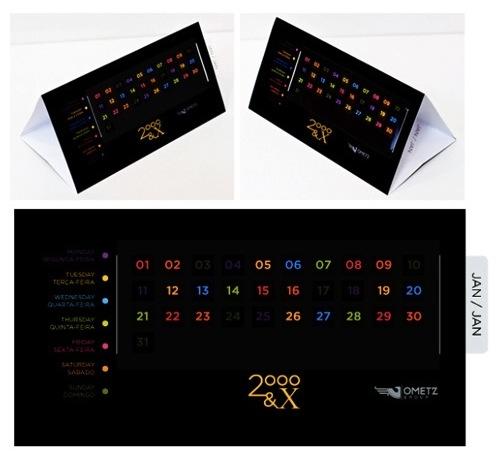 2010 Calendar by Beto Janz