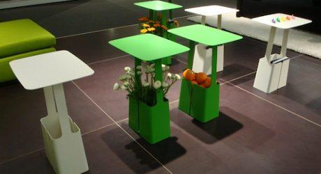 Bucky Table by Demacker Design