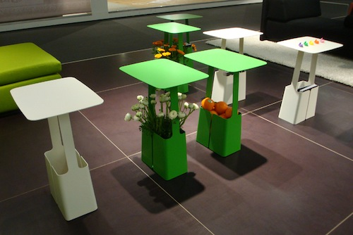 Bucky Table by Demacker Design in home furnishings  Category