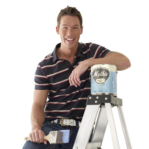 Friday Five with David Bromstad