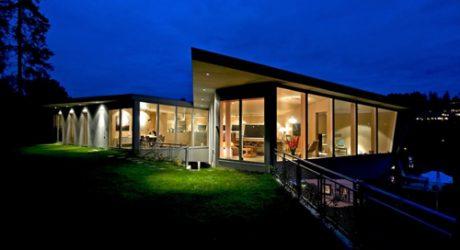 Edge House in Norway by Jarmund/Vigsnæs AS Architects