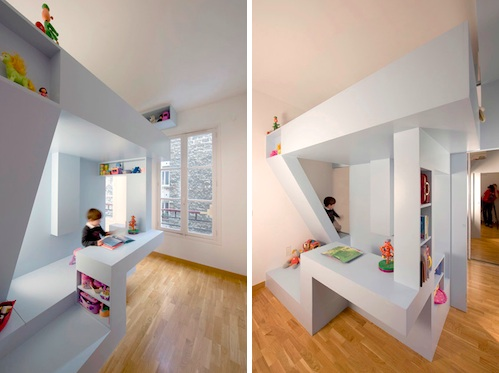 Eva's Bed by h2o Architects