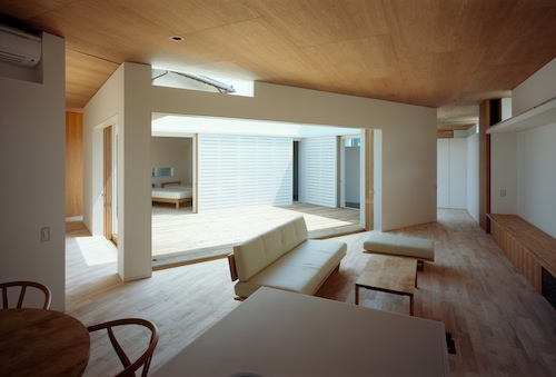 F White House in Japan by Takuro Yamamoto Architects in architecture  Category