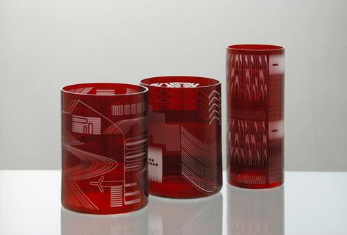 Studio Cave Canem Vases