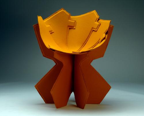 Fold Chair by Nina Bruun