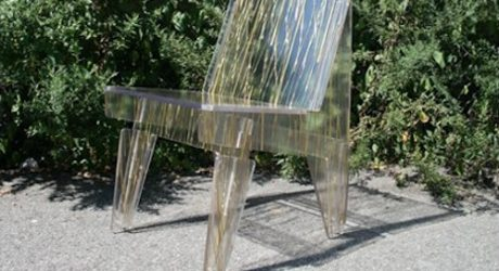 Formula Chair by Miso Soup Design