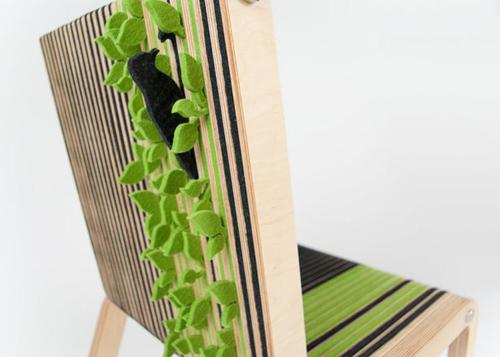 Gaia Chair by Tuyo Design